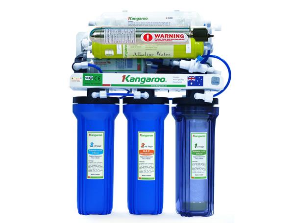 Tập đoàn kangaroo. Thay lõi lọc nước kangaroo . Miễn phí công thay lõi tại nhà